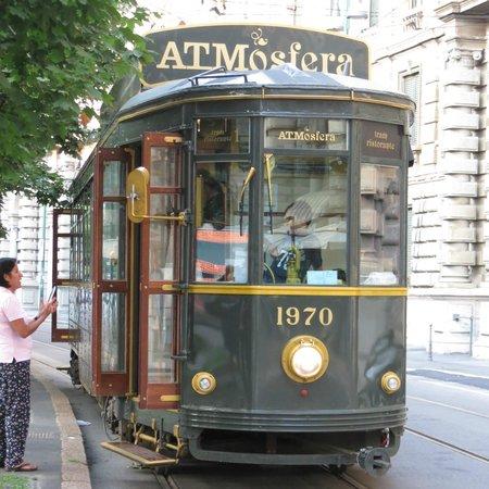 luoghi romantici: Tram ATMosfera
