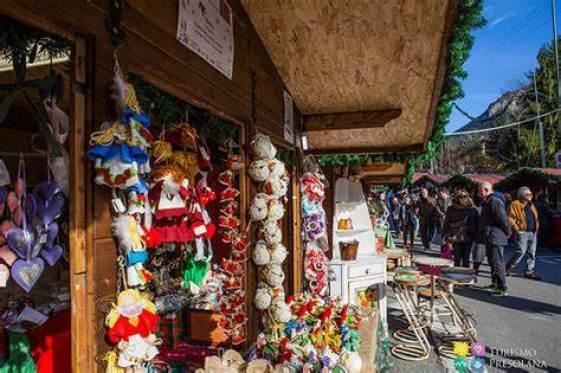 mercatini di Natale a Castione della Presolana