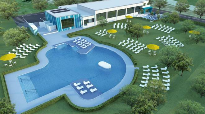 Nuove piscine a Calusco I soldi Con stratagemma anti