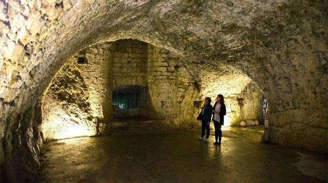 Lemozione della Bergamo sotterranea in onda su Rai5  Bergamo News