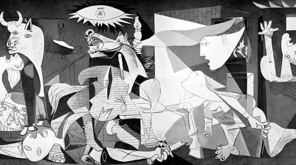 Risultati immagini per Guernica picasso
