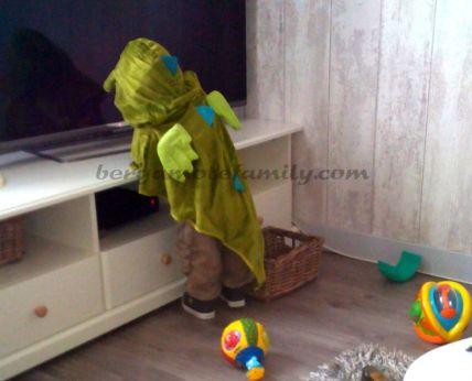 God Save The Kids - Lilliputiens - Bergamote family