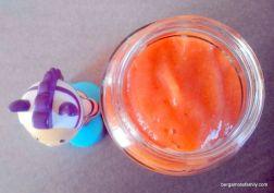 fraise rhubarbe poire vanille - bergamote family