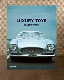 Luxury Toys Classic Cars, Hardcover