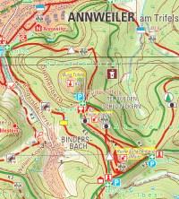 Hilmar Schmitt: Pfalz, Burg Trifels, Annweiler, Historie ...