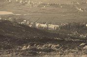 Utsnitt av foto over Bergensdalens midtre del i 1914