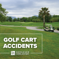 Golf Cart Accidents Start Stop Motor Control Wiring Diagram What To Know About Bergener Mirejovsky