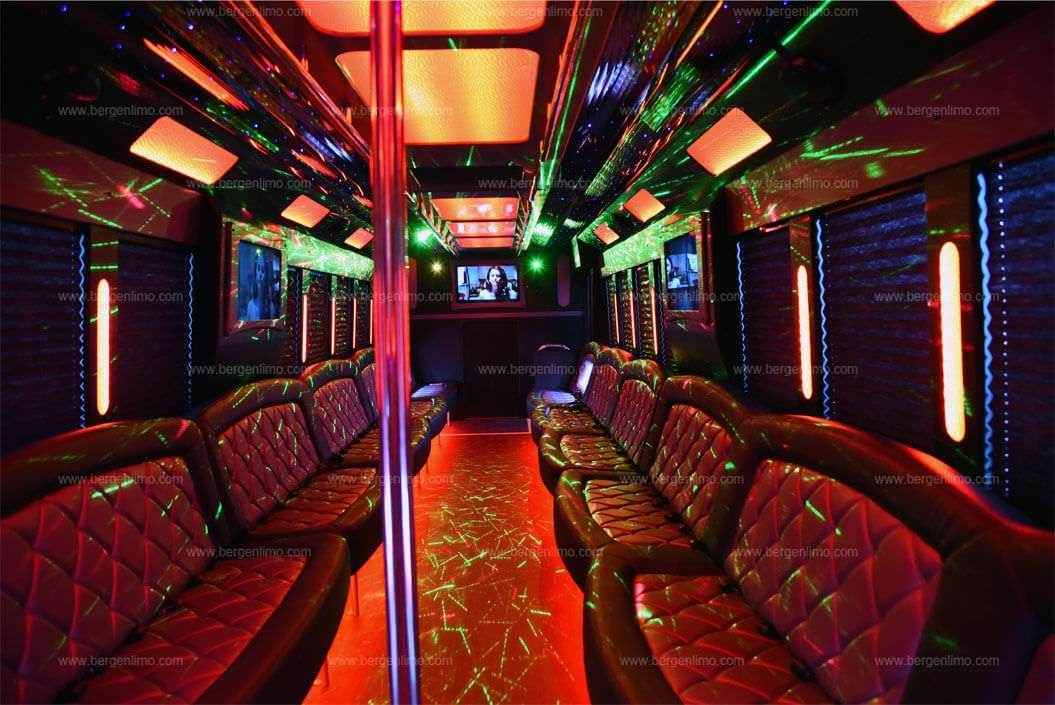 The complete guide to the party bus  New Jersey Car and Limo Service  Bergen Limo
