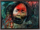 "<h5>""Face of Viet-Nam"" by Angelo Gepponi (N/D)</h5><p>Approx. 36""x57""; Oil on canvas BMAS 1155</p>"
