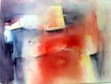 """<h5>Untitled</h5><p>24""""x36"""" Watercolor on paper </p>"""