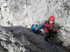 Santner Klettersteig / Südtirol