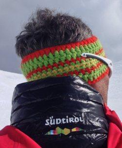Skitouren Valmaira / Bergführer Renato Botte