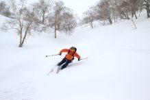 Ski-Expedition Kamtchatka: Abfahrt