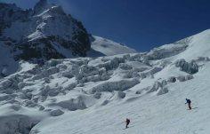 Junge Alpinisten / Mont Blanc