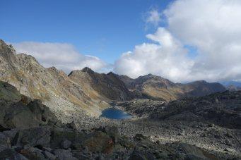 Bergtour Tschigot: Milchsee