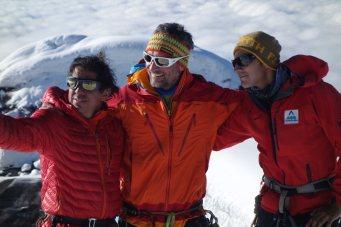 Trekkingreise Ecuador: Jaime, David und Renato