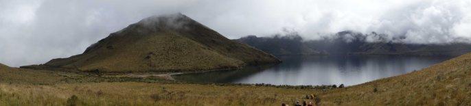 Trekkingreise Ecuador: Richtung Fuya Fuya