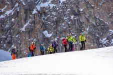 Skitouren Valle Maira 2015 / Routenbesprechung