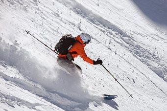 Skitouren Val-Maira / Pulverschnee