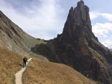 Klettertour Spigolo Maria Grazia / Robert