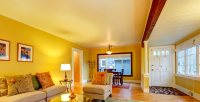 Decorating With Sunny Yellow Paint Colors