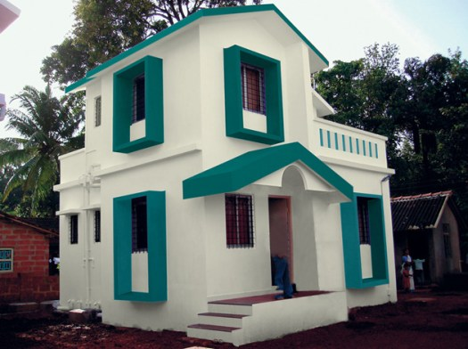 Indian House Exterior Paint Colors Home Painting