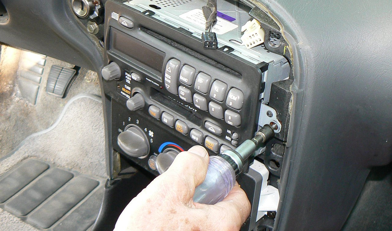 2003 pontiac sunfire radio wiring diagram electrical circuit worksheet gm passlock security fix replacing the sensor with our module