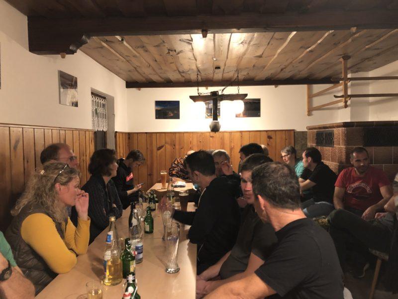 Hüttenfest 2019, schön wars