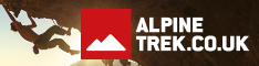 Gear for climbing, mountaineering and outdoor sports - buy online at Alpinetrek.co.uk