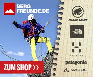 Bergsport-Ausrüstung bei Bergfreunde.de