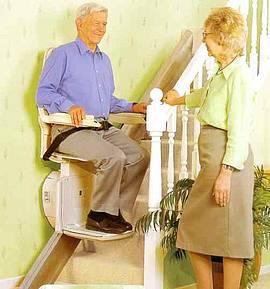 Plattformlift Behindertenaufzug Sitzlift Treppenlift
