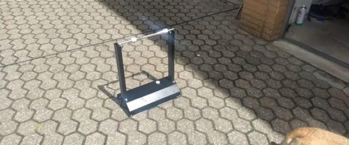 Reifen wuchten