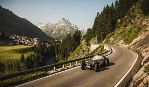 Arlberg Classic Car Rally Lech am Arlberg | Bergland Appartement