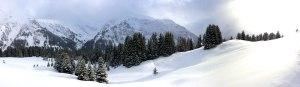 Winterzauber im Wonder-Wonderland | Bergland Appartements in Lech am Arlberg | Skiurlaub auf 1600m direkt an der Skipiste und an Winterwanderwegen
