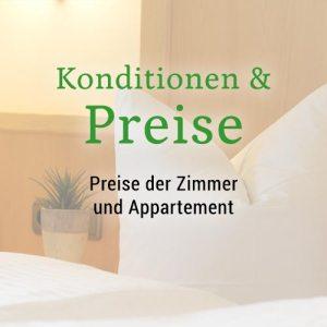 Preise und Konditionen Bergland Appartements in Lech Zürs am Arlberg