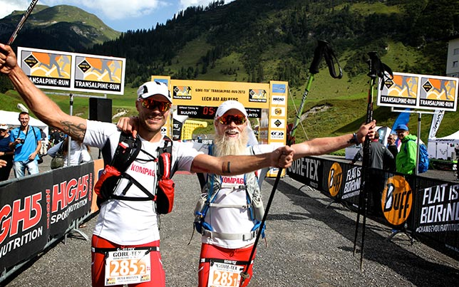 laufveranstaltungen lech - hoehenhalbmarathon - gipfeltriathlon - bergland appartement - lech zürs am arlberg