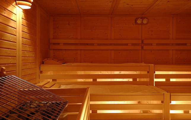 Wellness Sauna Bergland Appartement lech Arlberg