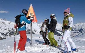 Lech Zuers Ski Arlberg - Vergnügen auf der Pisten sowie abseits der Pisten auf zahlreichen Varianten - Bergland Appartements