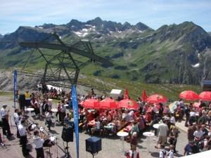 Fest am Berg Lech am Arlberg - Bergland Appartements