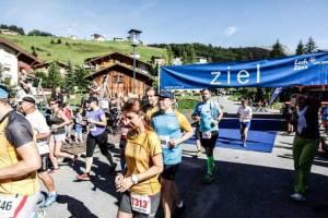 Tannberglauf Laufcamp Lech Zurs Arlberg - Bergland Appartements - Veranstaltungen Events Sommer 2018