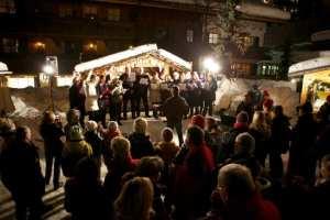Adventsingen - Bergland Appartements - Winter 2018 - Veranstaltungen Lech Zürs