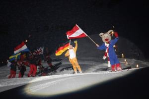 Fackellauf Zürs - Bergland Appartements - Winter 2017 18 - Veranstaltungen Lech Zürs