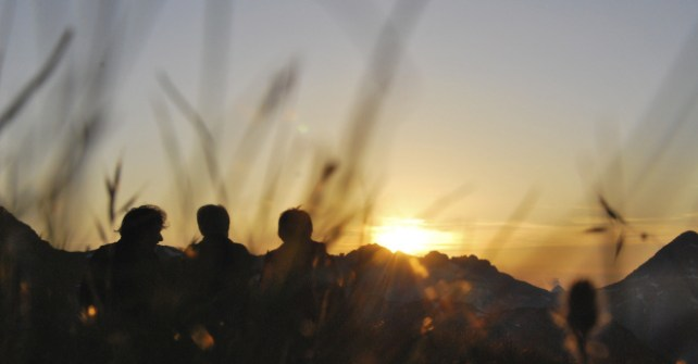 Sonnenuntergangsfahrt inkl. Sektempfang