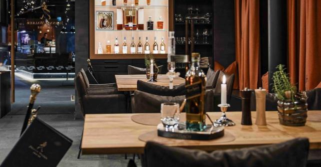 Whisky-Verkostung im Schlegelkopf Restaurant