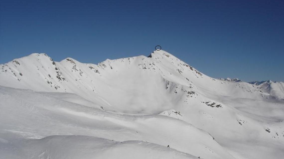 Mutenock (2484 m)
