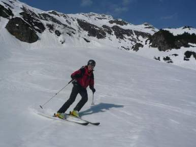 So macht Skitourgehen Spass