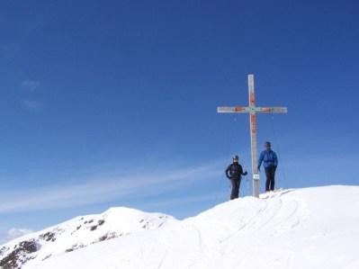 Gipfelbild Ritzlar