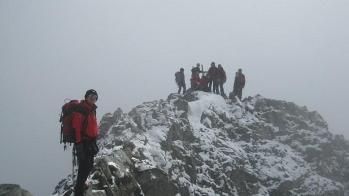 Barre des Écrins (4103 m)