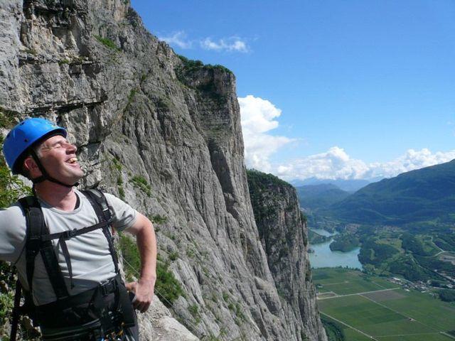 Klettersteig Che Guevara : Klettersteig che guevara alpenverein südtirol bozen