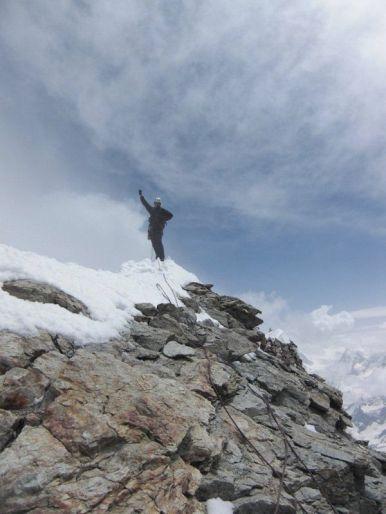 Geschafft!! Matterhorn 4477m